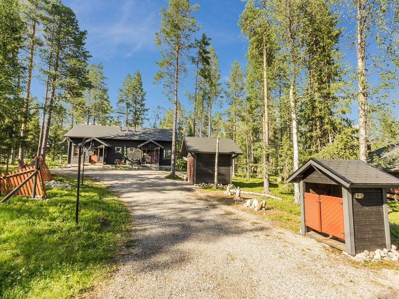 Alppitalo a, holiday rental in Yllasjarvi
