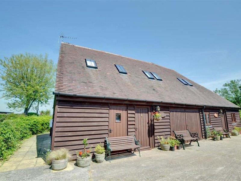 Newchurch Barn, holiday rental in Dymchurch