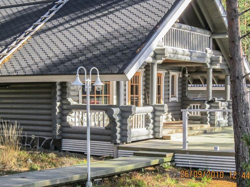 Villa helge, vacation rental in South Karelia