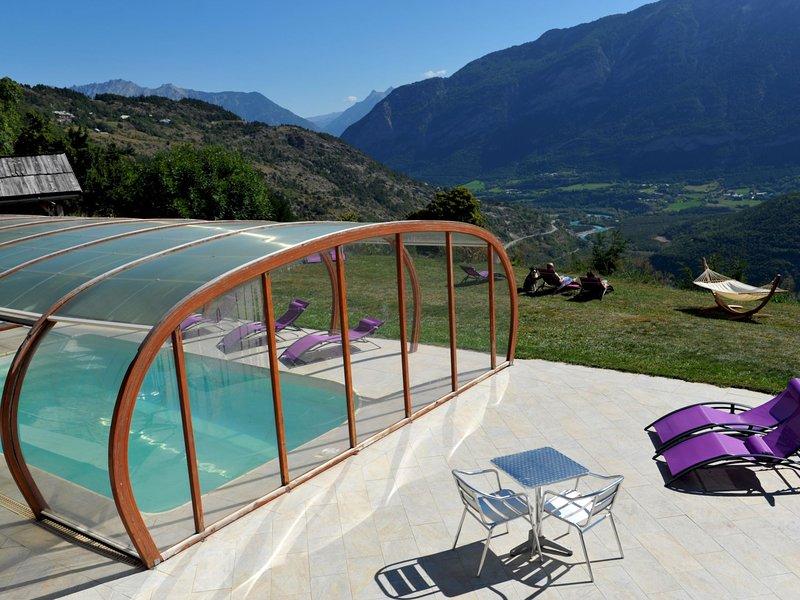 La Ferme des Ecrins, casa vacanza a Chateauroux-les-Alpes