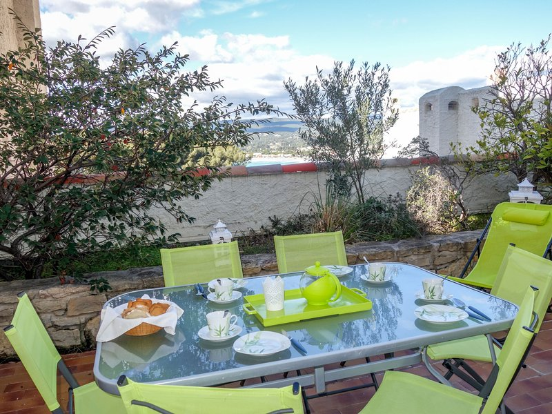Hameau la Madrague, holiday rental in Les Lecques