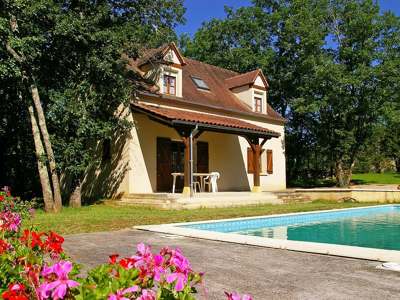 Les Chenes, holiday rental in Montclera