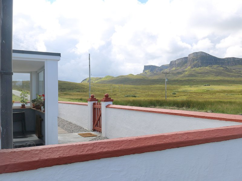 Flo Anndra, holiday rental in Waternish