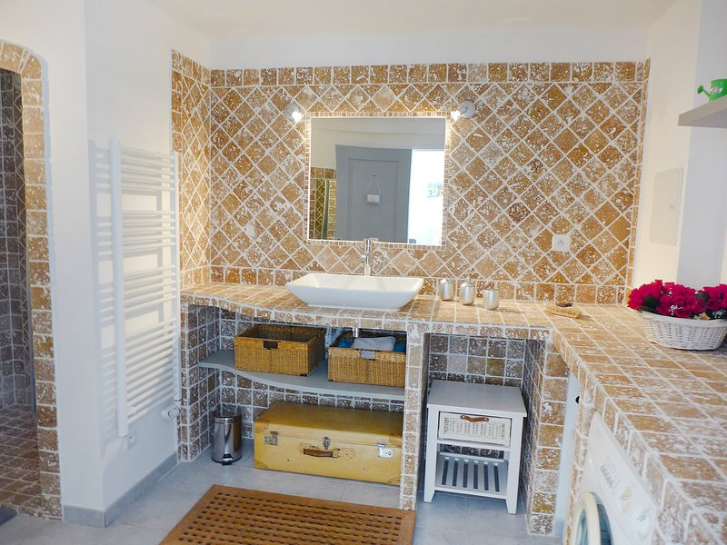 Le Mas Line, holiday rental in Signes