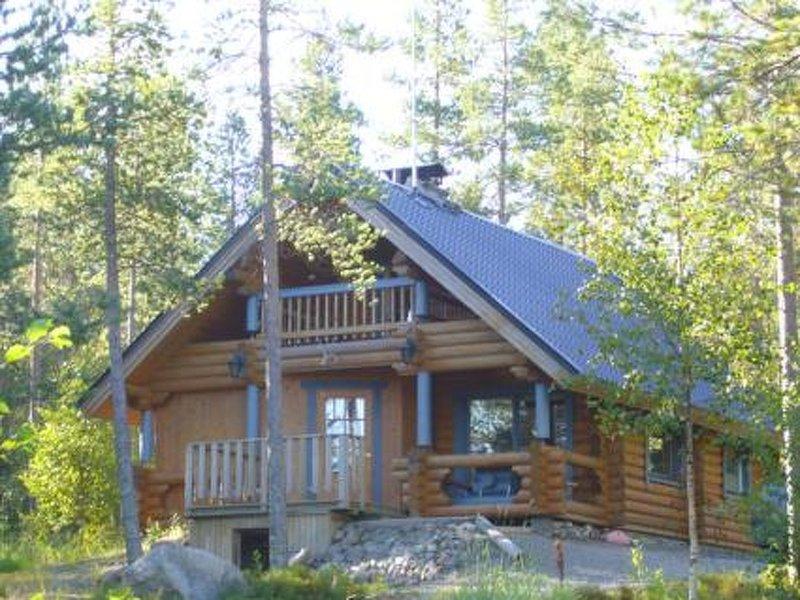 Iltatähti, alquiler de vacaciones en Soivio