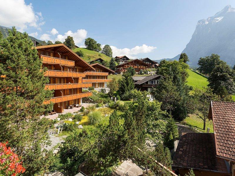 Chalet Smaragd, holiday rental in Grindelwald