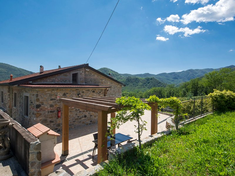 Cantiniere, vacation rental in Barbarasco