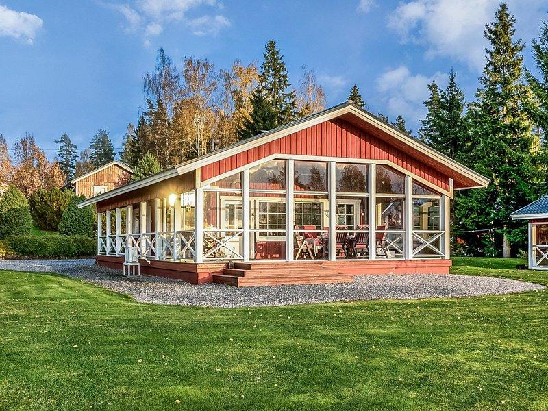Villa blomvik, holiday rental in Isnas