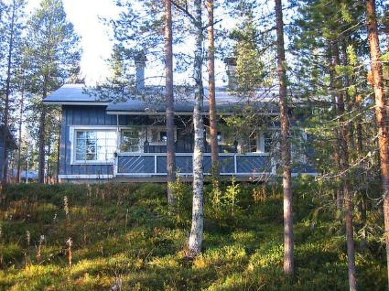 Jaakopinpaja a, holiday rental in Kittilä
