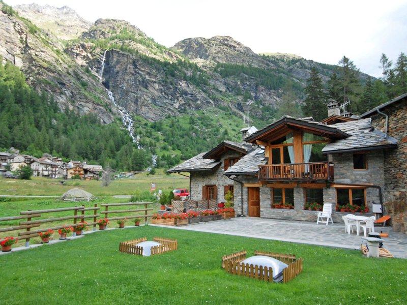 Chez Les Roset, vacation rental in Valsavarenche