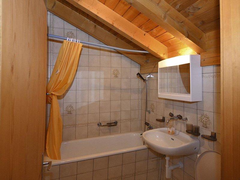 Chalet Pantke, Wohnung Breithorn, vacation rental in Fieschertal