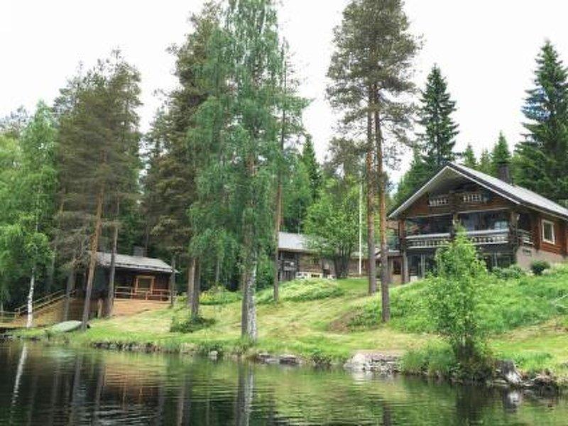 Willa kasari, aluguéis de temporada em Pyhajarvi