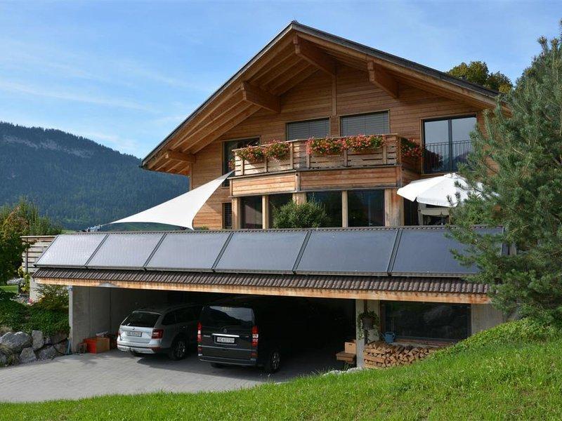 Bolzli-Hus, holiday rental in Zweisimmen