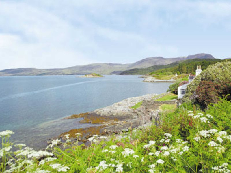 Otter Cottage, holiday rental in Inverinate