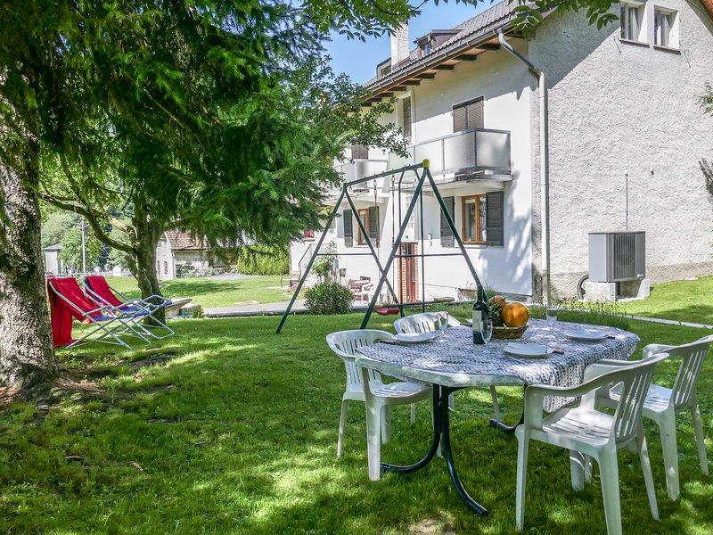 Casa Rancurina, casa vacanza a Vals