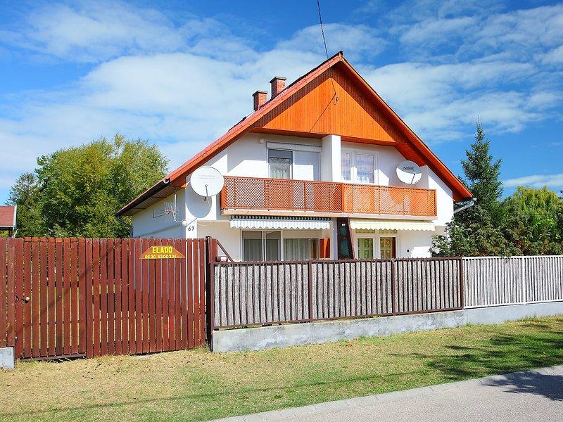 Balaton H611, aluguéis de temporada em Paloznak
