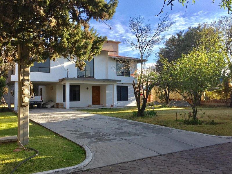 Posada -La Dulce Villa-, holiday rental in Acolman