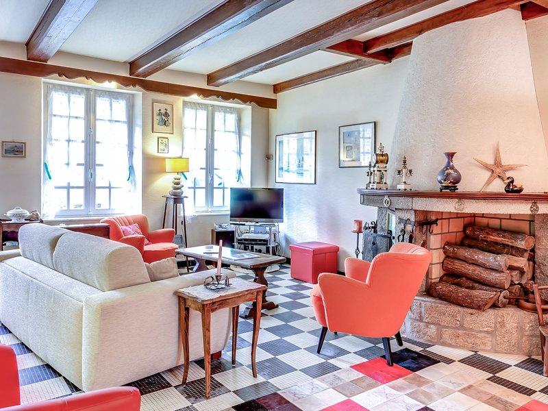 La Congrière, vacation rental in Saint-Benoit-des-Ondes