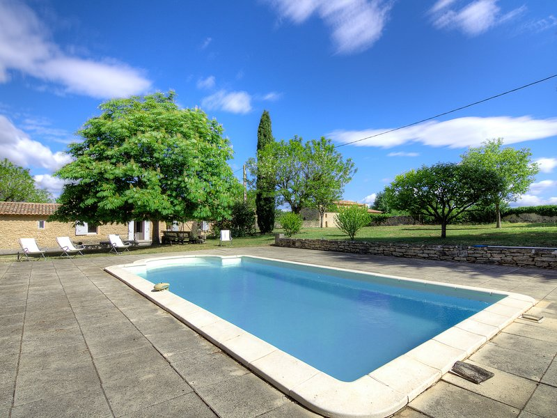 Gite CUREL, vacation rental in Bonnieux