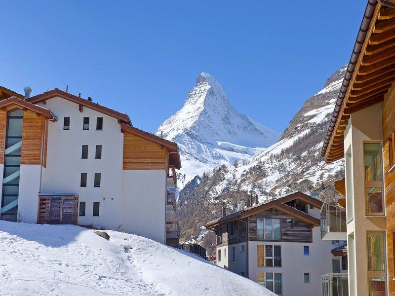 Cricket Chalet in Zermatt