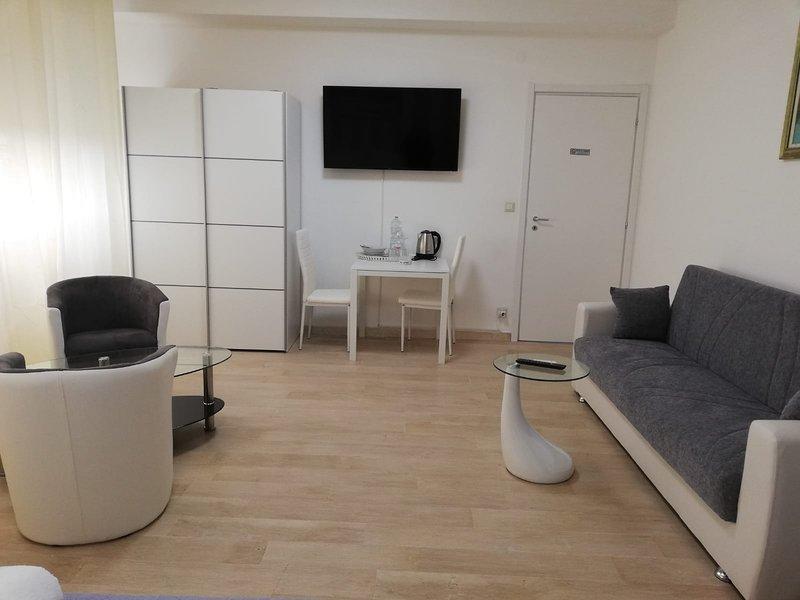 Honeymoon Inn-Deluxe Queen Suite, holiday rental in Mestre