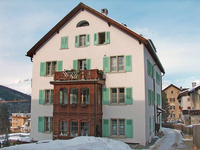 Chesa Corvatsch, vacation rental in Engadin St. Moritz