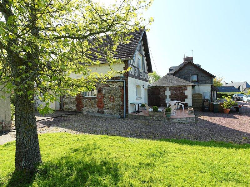 Le Petit Pressoir, location de vacances à Saint-Gatien-des-Bois