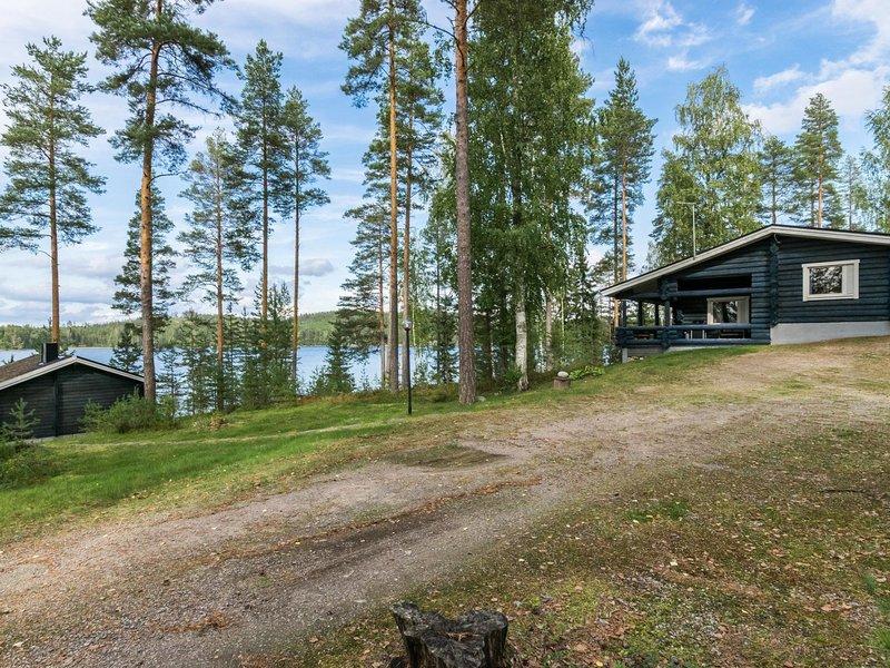 Joutsen, holiday rental in Puumala