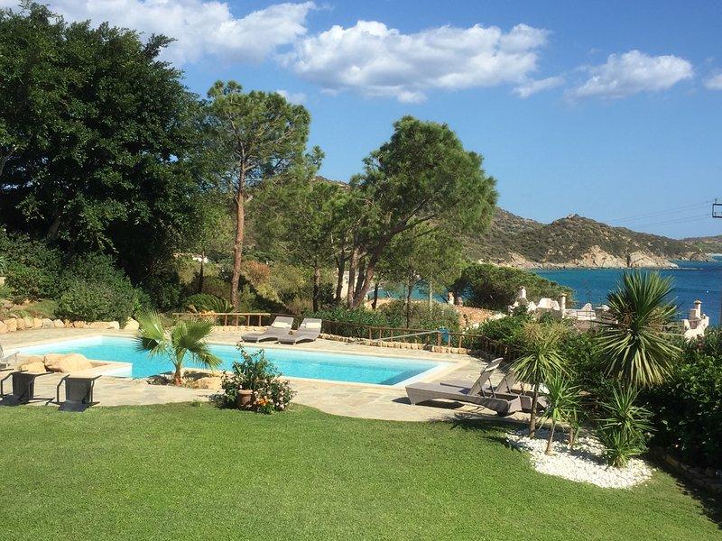 Villa Miraggio, holiday rental in Simius