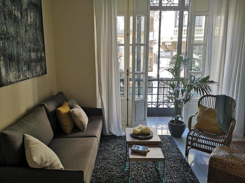 Eva Recommends San Pablo 1, casa vacanza a Villanueva del Rio y Minas