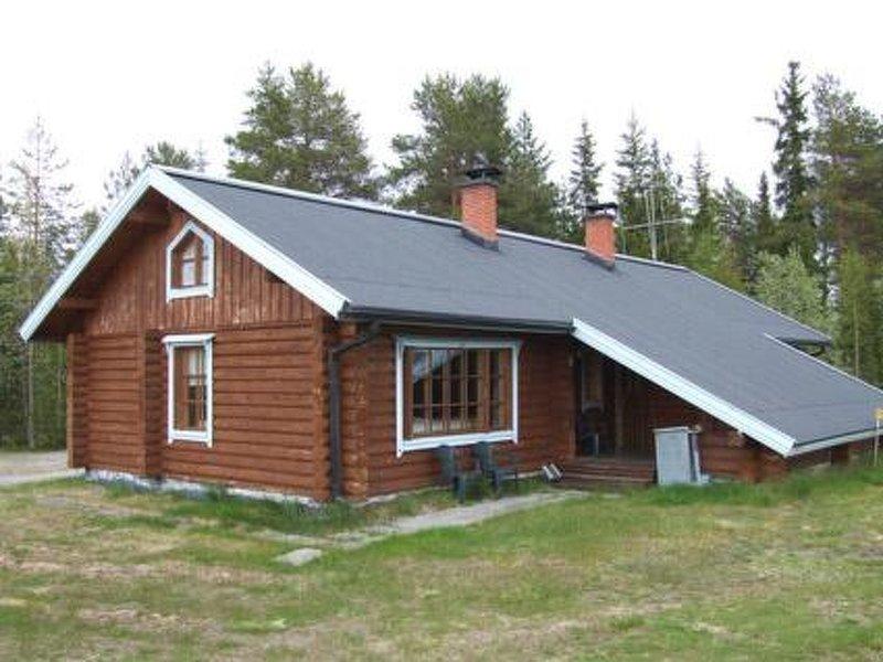 Ruka-kitkan lomamajat/tilhi, holiday rental in Vallioniemi