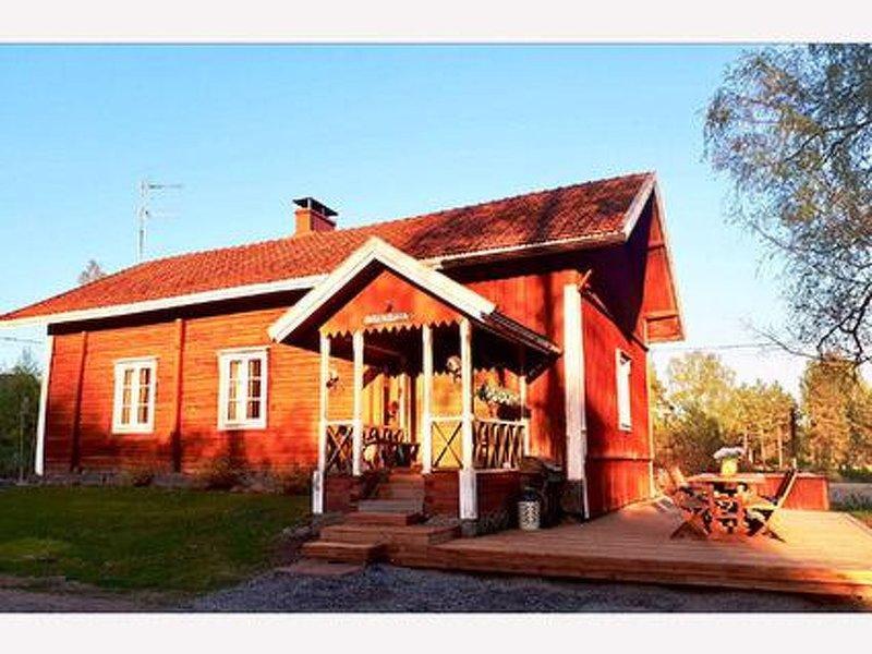 Virtaan väentupa, aluguéis de temporada em Padasjoki