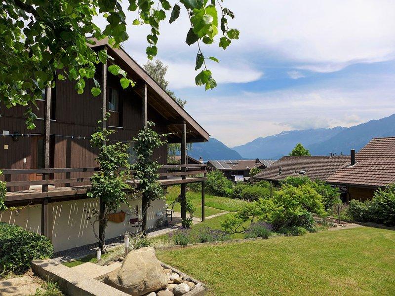 Marbach, vacation rental in Spiez