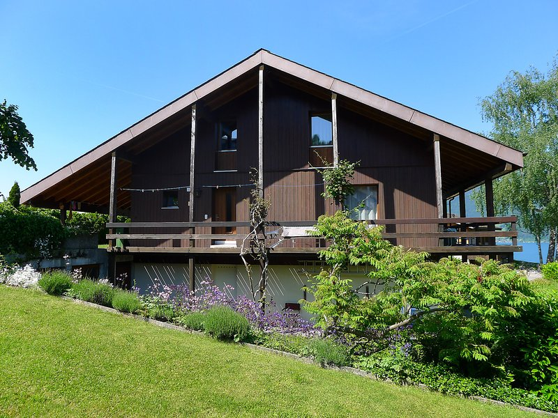 Chalet Marbach, holiday rental in Leissigen