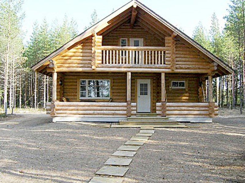 Hiekkaranta, location de vacances à Suolahti