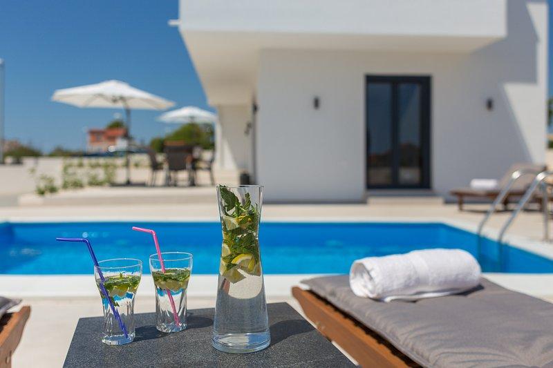 Villa Bettina, holiday rental in Vodice