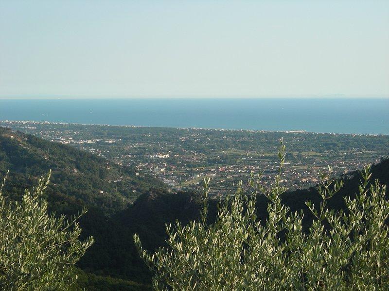 LA TOSCANE, villes mythiques et spots balnéaires, holiday rental in Azzano