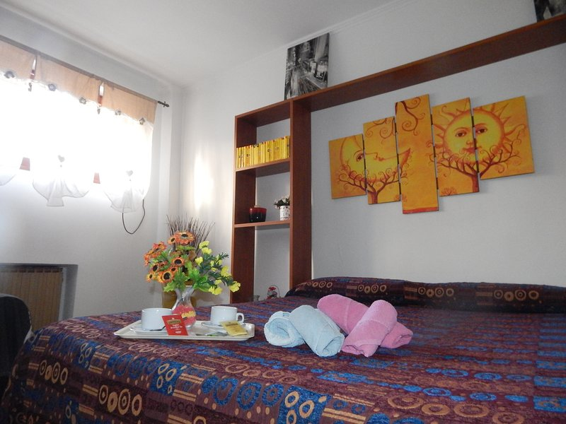 Casa Nonna Iolanda Roma, vacation rental in Vitinia
