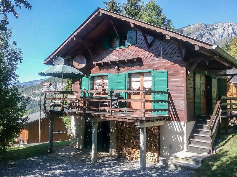 Le Penoutlay, location de vacances à Sixt-Fer-a-Cheval