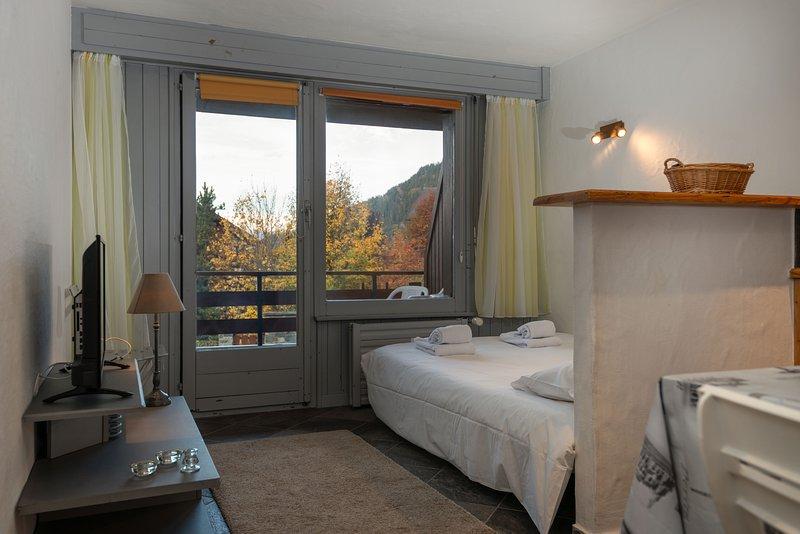 Studio Alpstar, vacation rental in Bagnes
