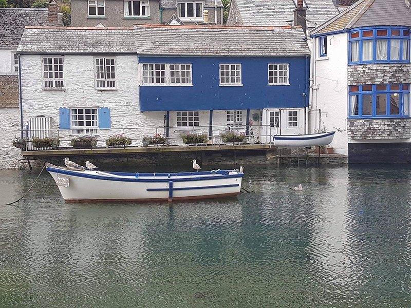 Harbour Studio Polperro, holiday rental in Polperro