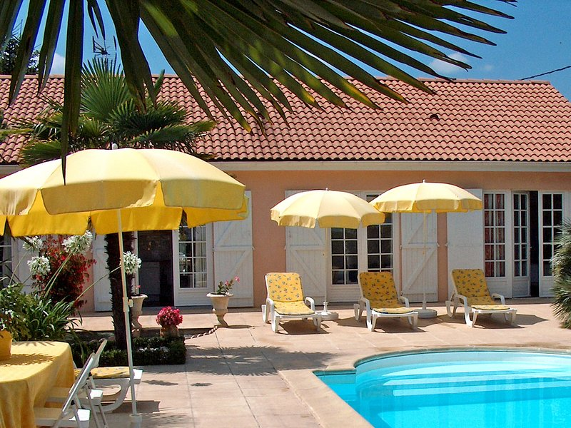 Communal, holiday rental in Saint-Louis-De-Montferrand