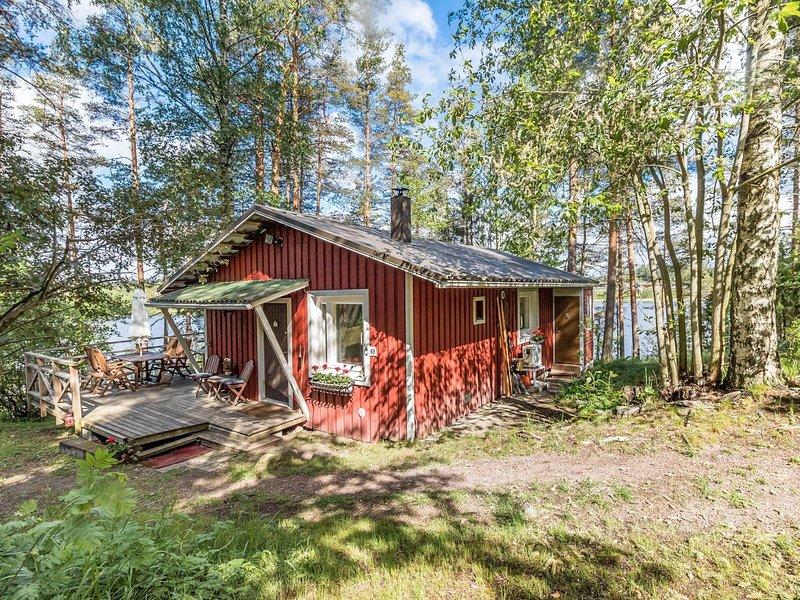 Artturin mökki, holiday rental in Lohja