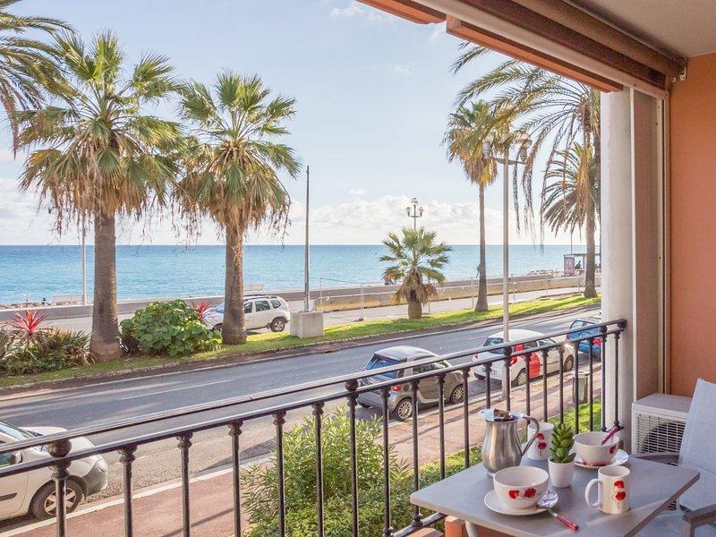 Galets d'Azur Promenade des Anglais, holiday rental in St-Laurent du Var