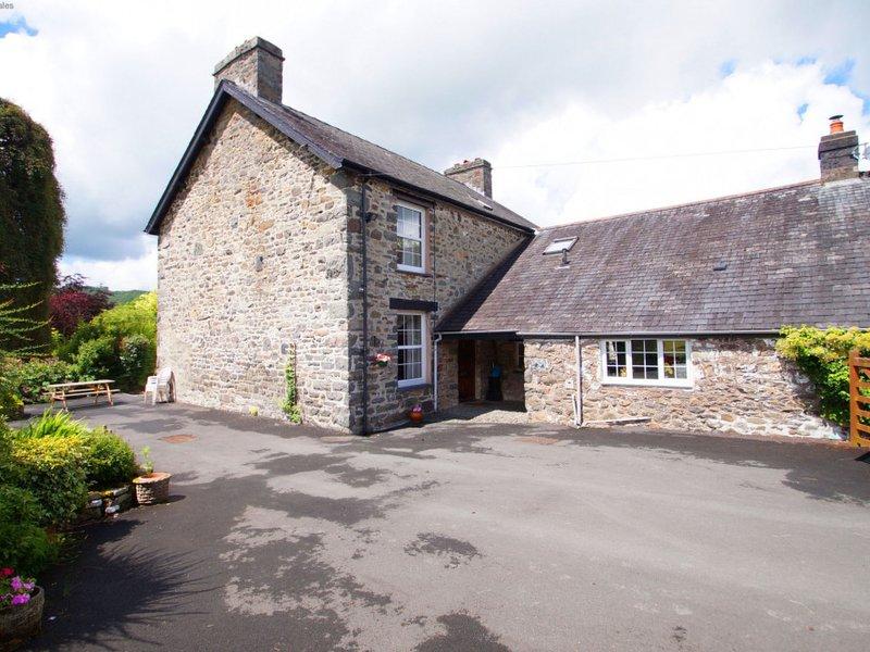 Hiraeth, vacation rental in Corris