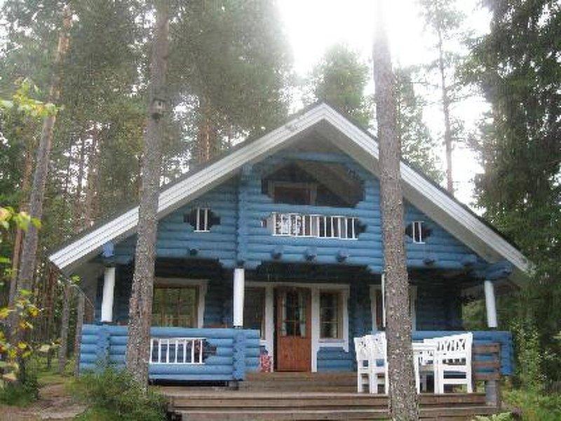 Päivärinne, location de vacances à Bromarv