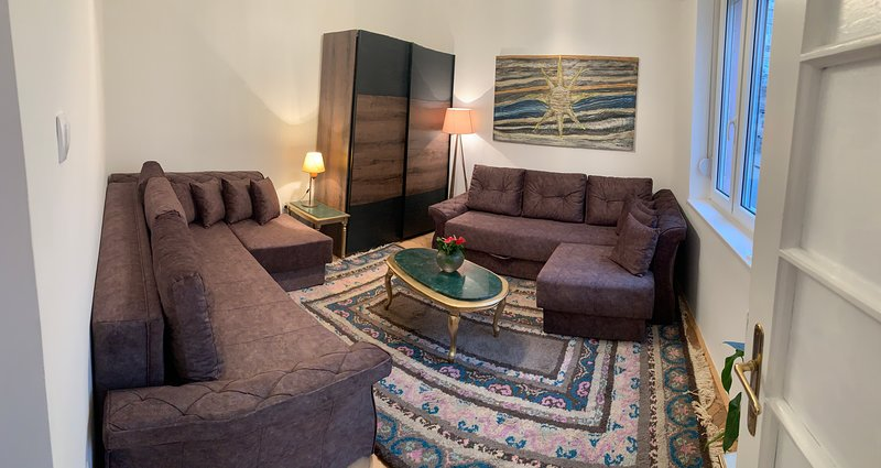 Charming and cozy apartment fully renovated in the city centre, holiday rental in Pancevo