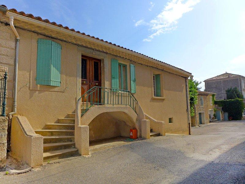 La Maison des Fleurs, holiday rental in Fabrezan