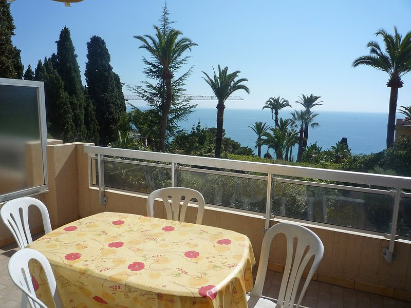 Les Terrasses de la Mer, holiday rental in Grimaldi