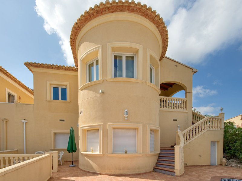 Villa Jacaranda, holiday rental in Adsubia